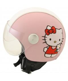 Casco Hello Kitty