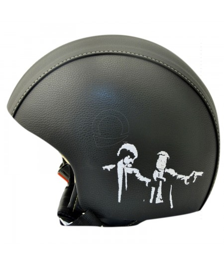 Casco Pulpe Fiction