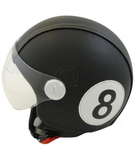 Casco Harley 8 nero