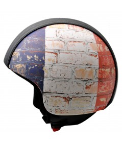 casco bandiera Francese