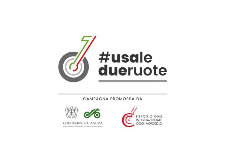 #UsaLeDueRuote: la campagna in favore di moto e bici